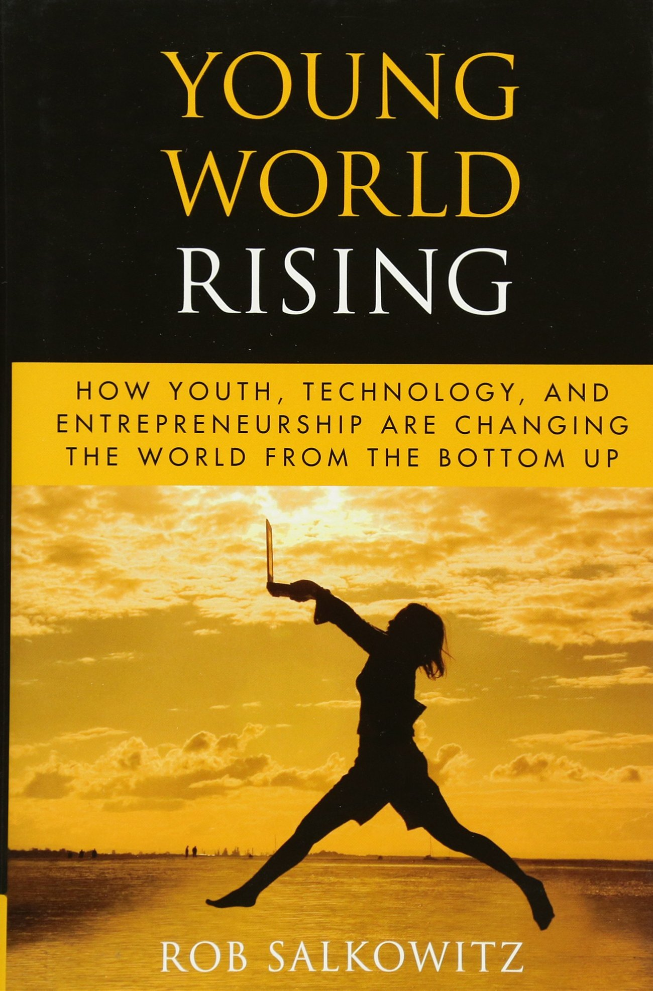 Download Young World Rising: How Youth Technology and Entrepreneurship are Changing the World from the Bottom Up ebook