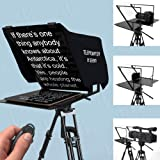 Black Ikan TP-SA Teleprompter Stand Adapter