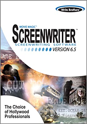 Movie Magic Screenwriter Version 6