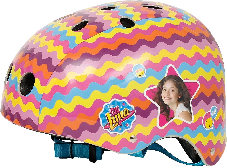 Soy Luna Soy Luna-YLU01011 Casco, Color, M (Giochi Preziosi Spagna YLU01000): Amazon.es: Juguetes y juegos