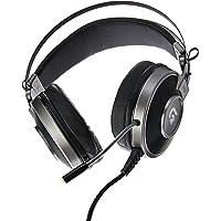 Headset Gamer Rgb G Pro H3, Fortrek, Microfones e Fones de Ouvido, Cinza