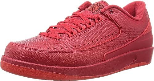 Nike Air Jordan 2 Retro Low, Zapatillas de Baloncesto para Hombre ...