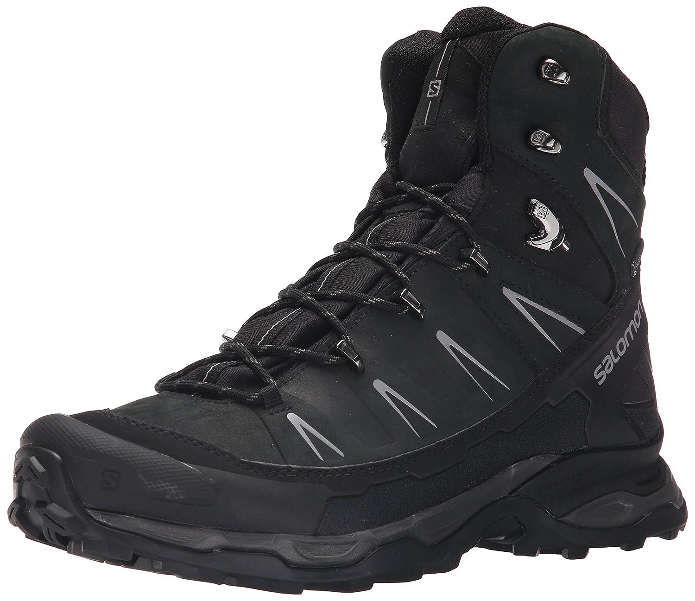 [サロモン] SALOMON トレッキングシューズ X ULTRA TREK ゴアテックス 防水 登山靴 B00ZLMO4Y0 27.0 cm|BLACK/BLACK/AUTOBAHN BLACK/BLACK/AUTOBAHN 27.0 cm