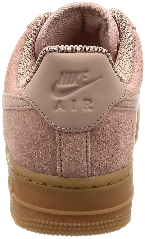 Aviazione Conversione Di Formato Del Pattino Nike 1 Donne Pelle Scamosciata Uk X5maD