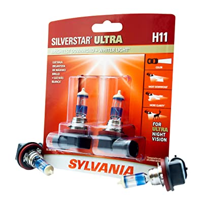 SYLVANIA - H11 SilverStar Ultra