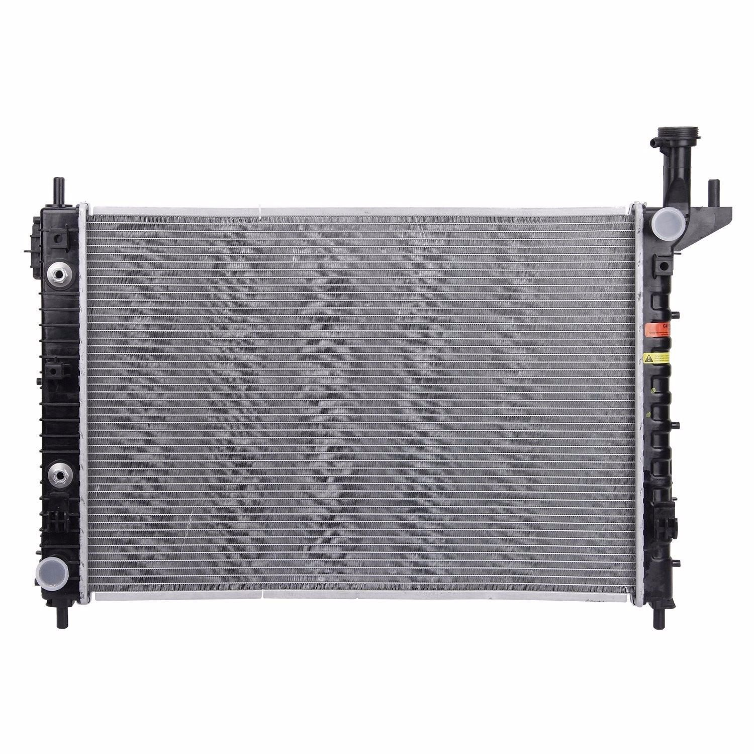SCITOO 13007 Radiator fits 2008-2014 Buick Enclave 2009-2015 Chevrolet Traverse 2008-2015 GMC Acadia 2007-2010 Saturn Outlook 3.6L