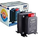 Auto Transformador de Voltagem 2000va Automático Bivolt 110v / 220v ou 220v / 110v Upsai Modelo 51000200
