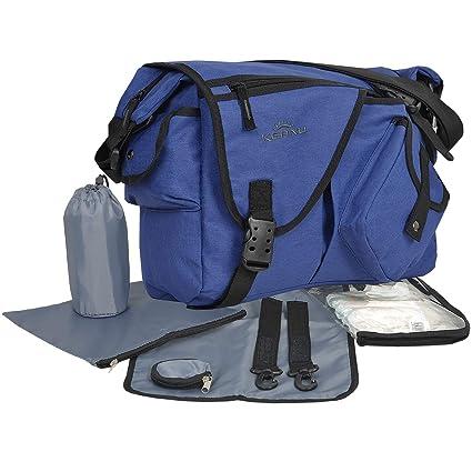 Keanu Mega - Bolso cambiador para bebé, incluye bolso ...