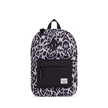 lace up in wholesale price huge selection of Herschel Heritage Mid-Volume Backpack, Snow Leopard/Black, One Size