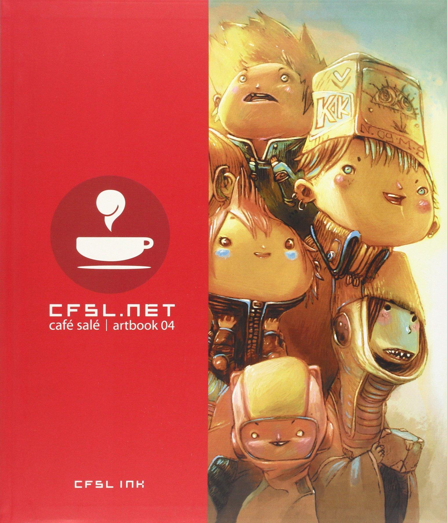CFSL.NET : Café Salé Artbook 4