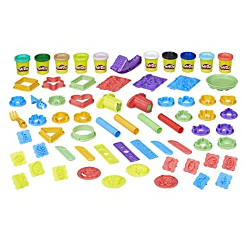 Play Doh Play Doh 3 Kitchen Pate à Modeler E2542f02 Multicolore