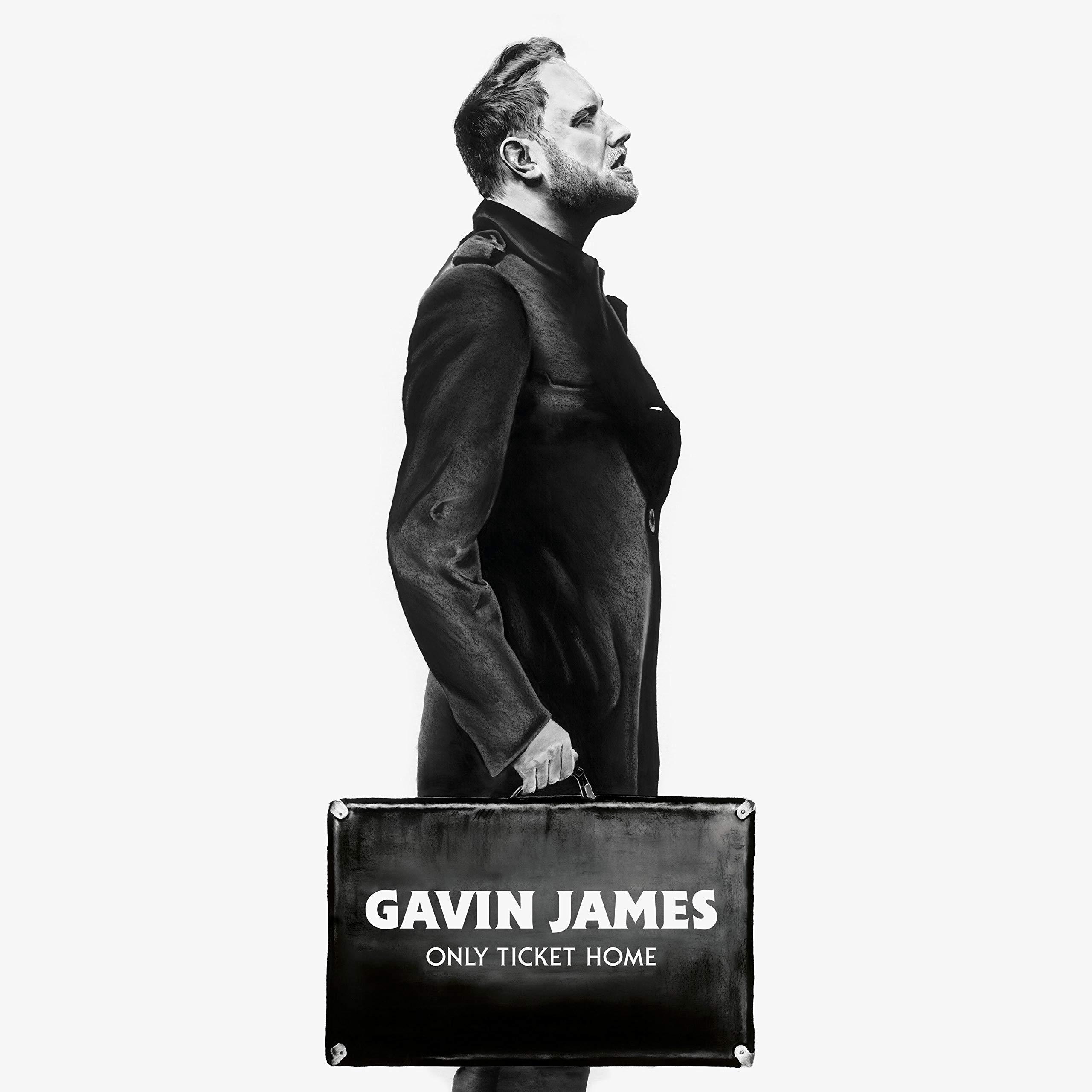 Vinilo : Gavin James - Only Ticket Home (United Kingdom - Import)
