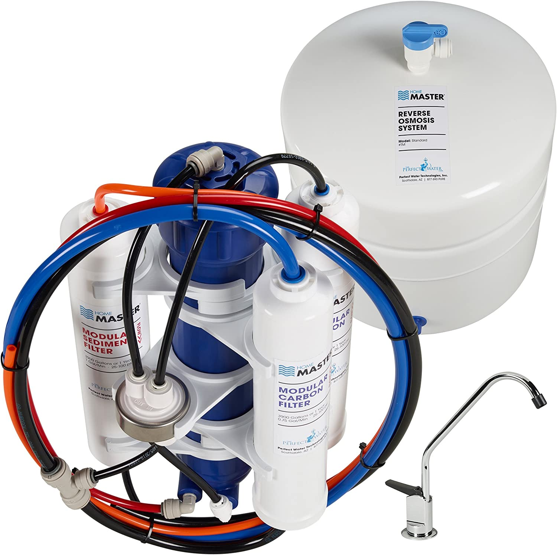 Home Master TM Undersink Reverse Osmosis System