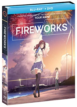 Fireworks Bluray DVD Combo Blu Ray