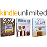 Box Set: Homemade Body Scrubs and Masks for Beginners + Soap Making for Beginners + Essential Oils: Homemade, Homemade Health, Homemade Beauty Products, ... Boxed Set, Bundle, Set, Soap Making Book 1)