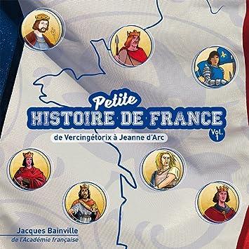 Petite histoire de France CD Vol1 , Vol 2 ,Vol 3