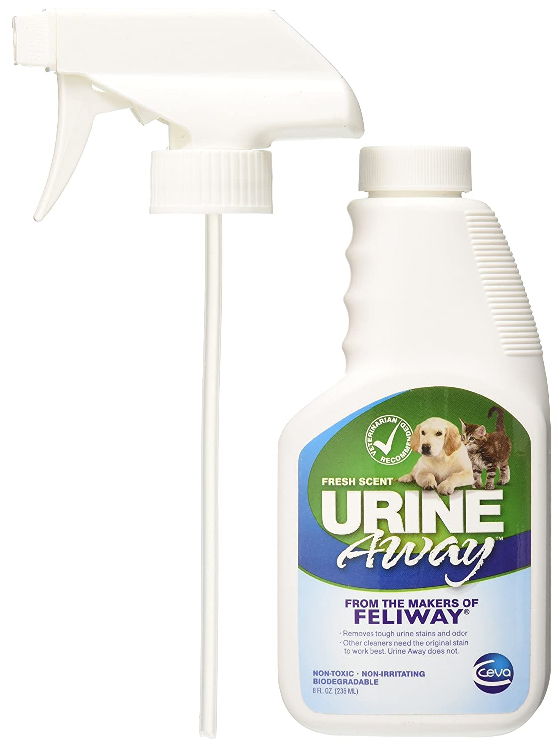 CEVA Animal Health Urine-Away Spray, 8 oz Lambert Vet Supply D68620B