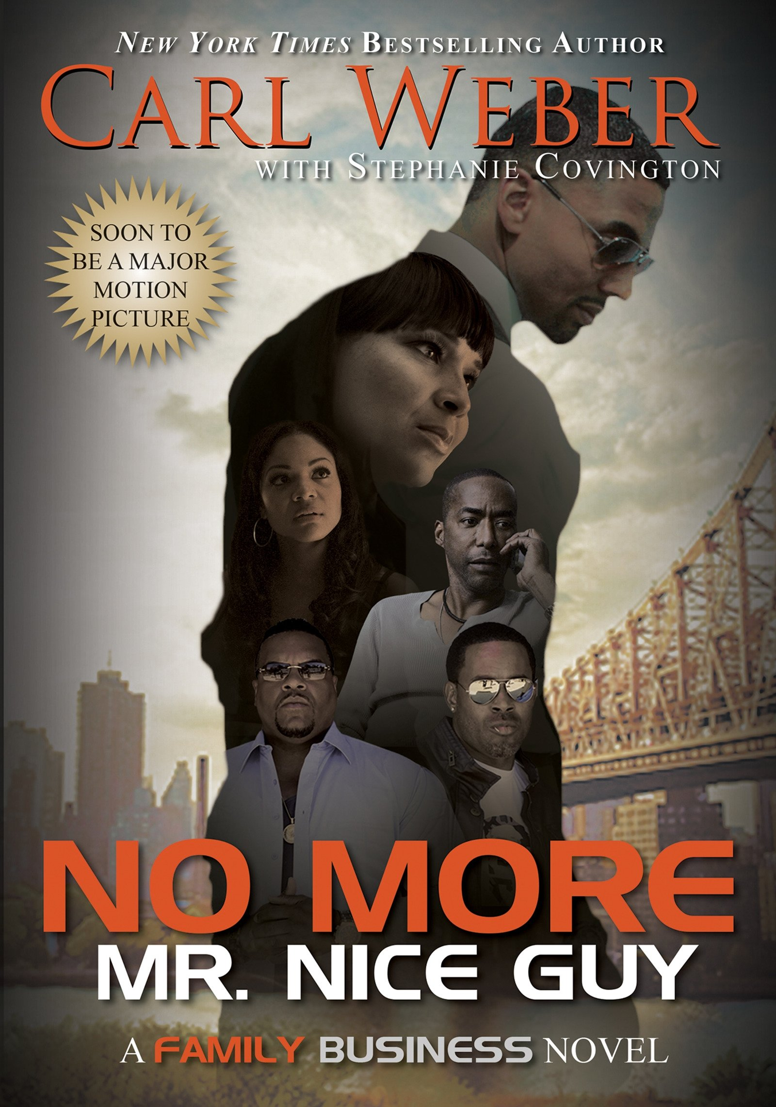 Read Online No More Mr. Nice Guy: A Family Business Novel pdf