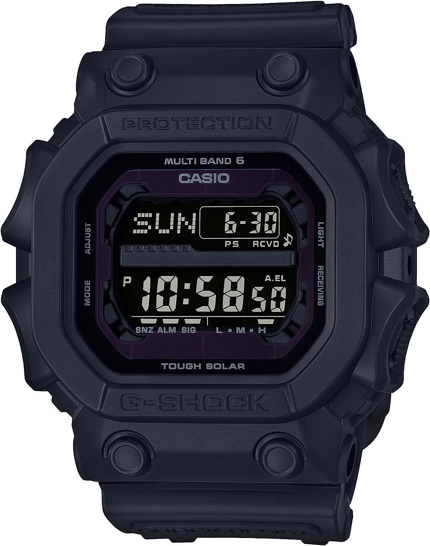 [カシオ] 腕時計 ジーショック 電波ソーラー GXW-56BB-1JF ブラック