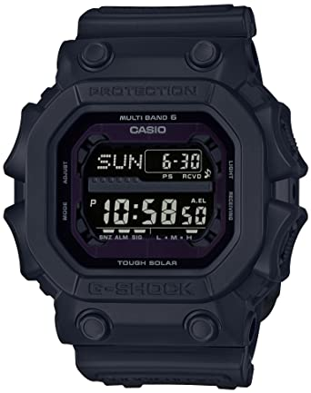 dc630dc34eb3b Amazon.com  CASIO G-SHOCK GXW-56BB-1JF MENS JAPAN IMPORT  Watches