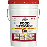 Augason Farms 30-Day Emergency Food Storage Supply 29 lb 4.37 oz 7 Gallon Pail