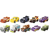 10-Pack Disney Pixar Cars Mini Racers FLG73