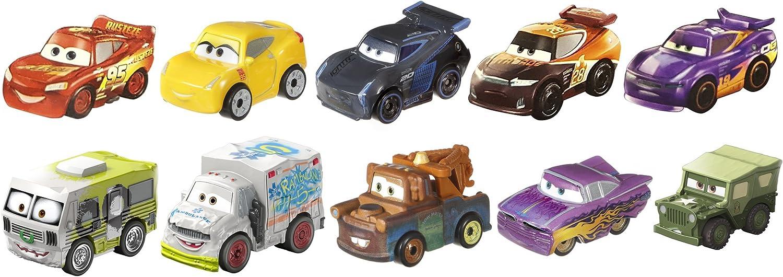 ABP. DISNEY PIXAR CARS DIE CAST MINI RACERS