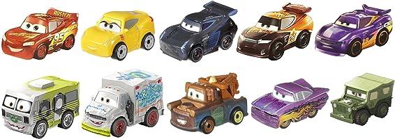 Disney/Pixar Cars Micro Racers Surtido de vehículo