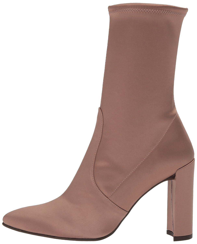Stuart Weitzman Women's Clinger Ankle Boot B01MDRSY5X 5.5 B(M) US Old Rose