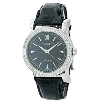 Cuervo Y Sobrinos La Habana Automatic-self-Wind Male Watch A.2912 (