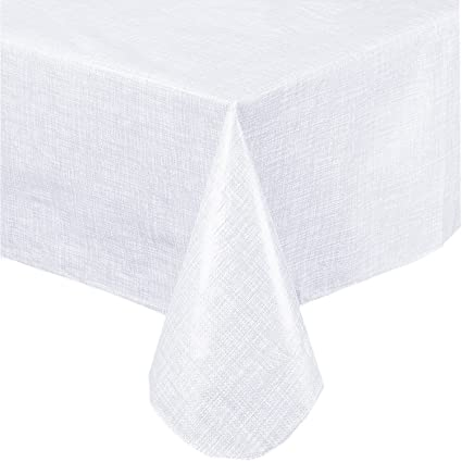 Beau Image Unavailable. Image Not Available For. Color: Premium Solid Color Vinyl  Flannel Backed Tablecloth ...