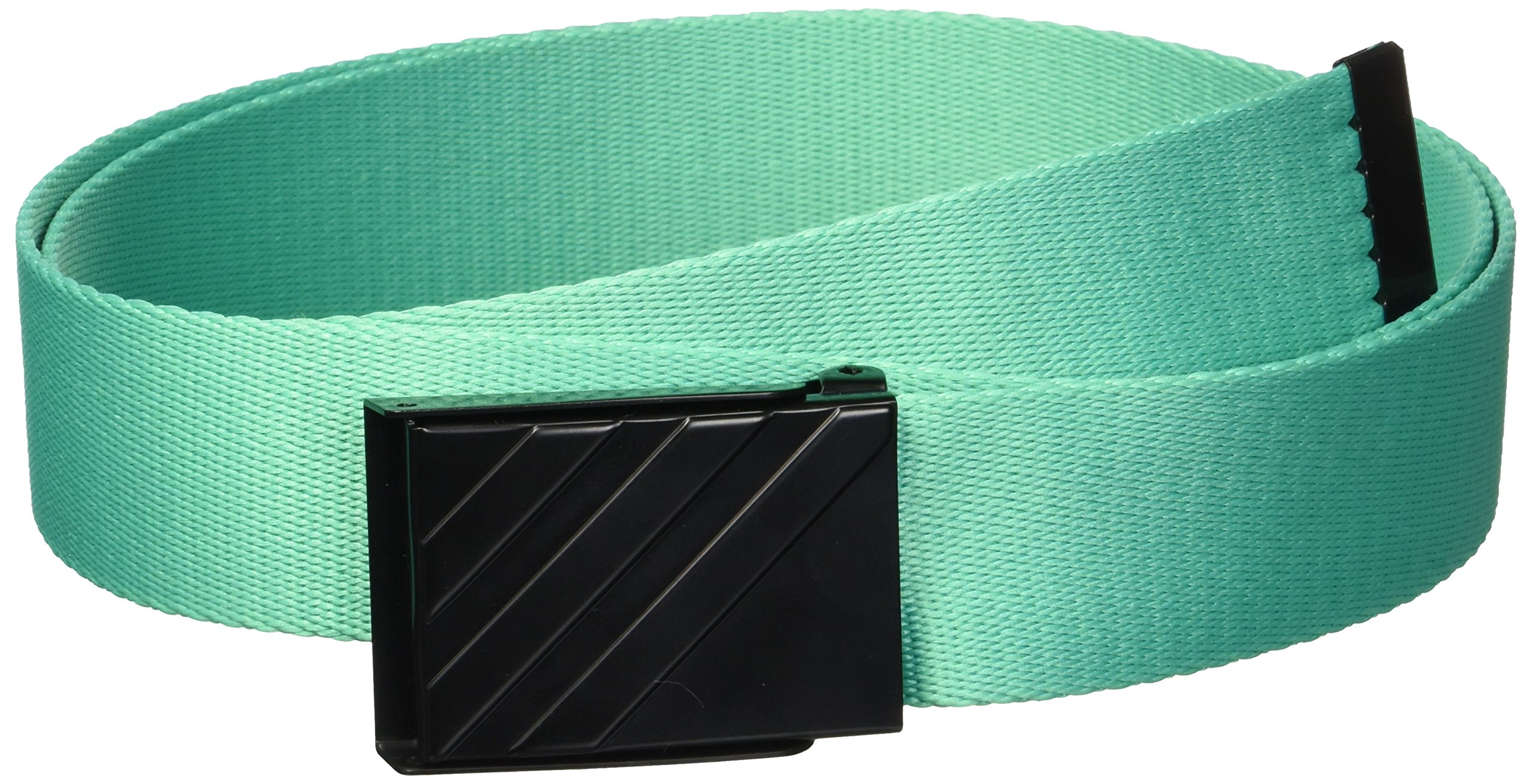 adidas Golf Men's Webbing Belt, Hi Res Green, One Size
