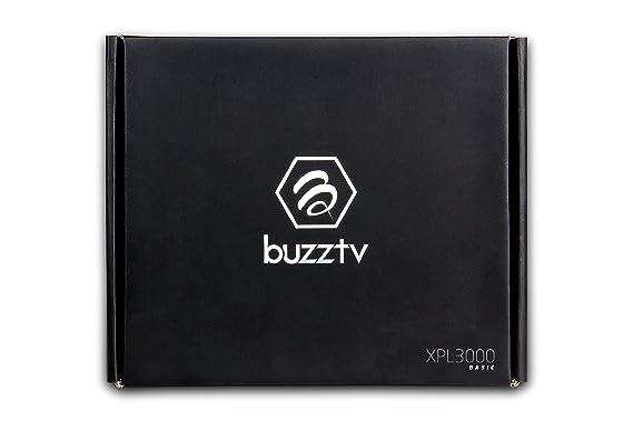 Review BuzzTV XPL 3000 Basic