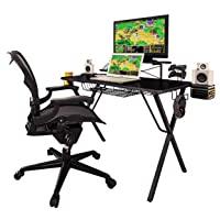 Deals on Atlantic 33950212 Gaming Desk Pro