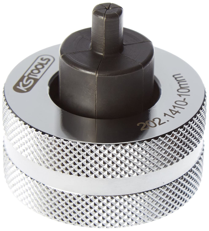 KS Tools 202.1410 T/ête /à emboiture 10 mm Gris