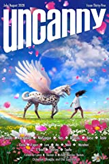 Uncanny Magazine Issue 35: July/August 2020 Kindle Edition