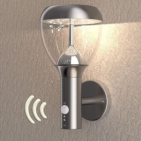Berühmt NBHANYUAN Lighting® LED Außenleuchte mit Bewegungsmelder und AS94