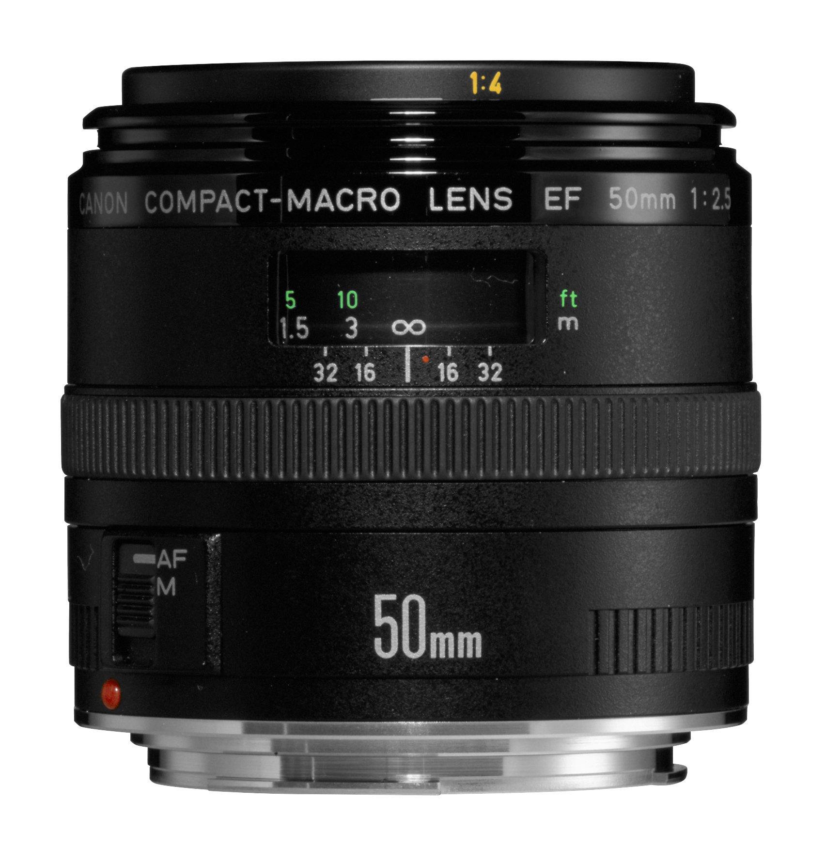 Canon 50mm F/2.5