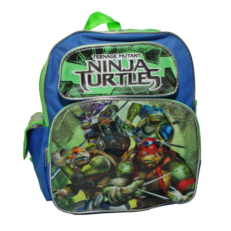 Pequeña mochila - Teenage Mutant Ninja Turtles - Película ...