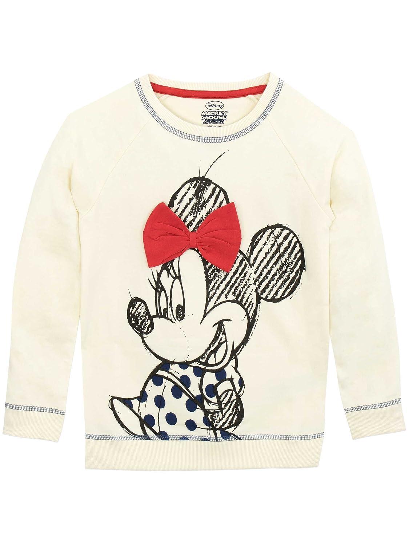 Disney Minnie Mouse Girls Minnie Mouse Sweatshirt