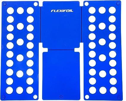 Flexifoil Miracle Fold – Doblador de Ropa de Adultos Super Rápido, de Aspecto Profesional en Segundos. Ideal Para Camisas, Camisetas, Pantalones Y De ...