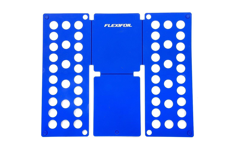Flexifoil Miracle Fold – Doblador de Ropa de Adultos Super Rápido, de Aspecto Profesional en Segundos. Ideal Para Camisas, Camisetas, Pantalones Y De Lavandería (Tamaño 40 cm) 94503