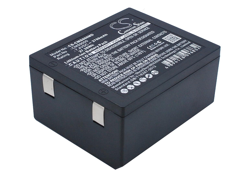 Cameron Sino 3700 mAh / whバッテリーと互換性27.38 Contec cms9000、cms9000患者モニタ B01M3P08PO