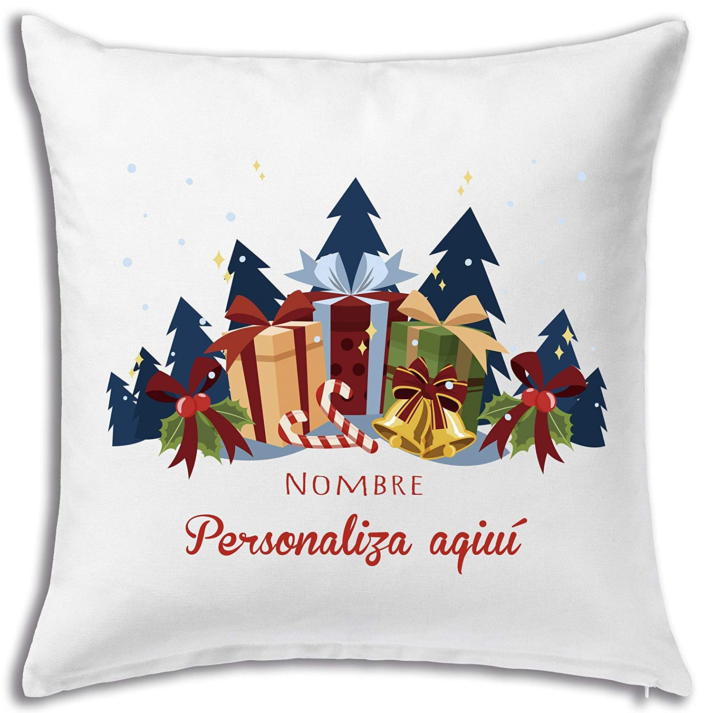 Cojin personalizado regalos únicos para navidad reyes ...
