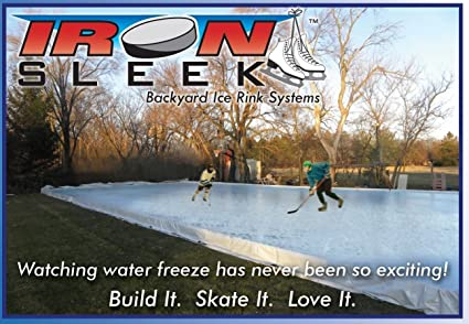 Skating Rink Kit Size: 30u0027 X ...