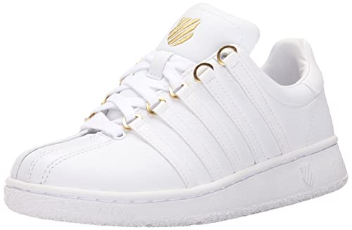 b4b2259e K-Swiss Classic VN 50th-W - Zapatillas de Lona Mujer, Color Blanco, Talla 41:  Amazon.es: Zapatos y complementos