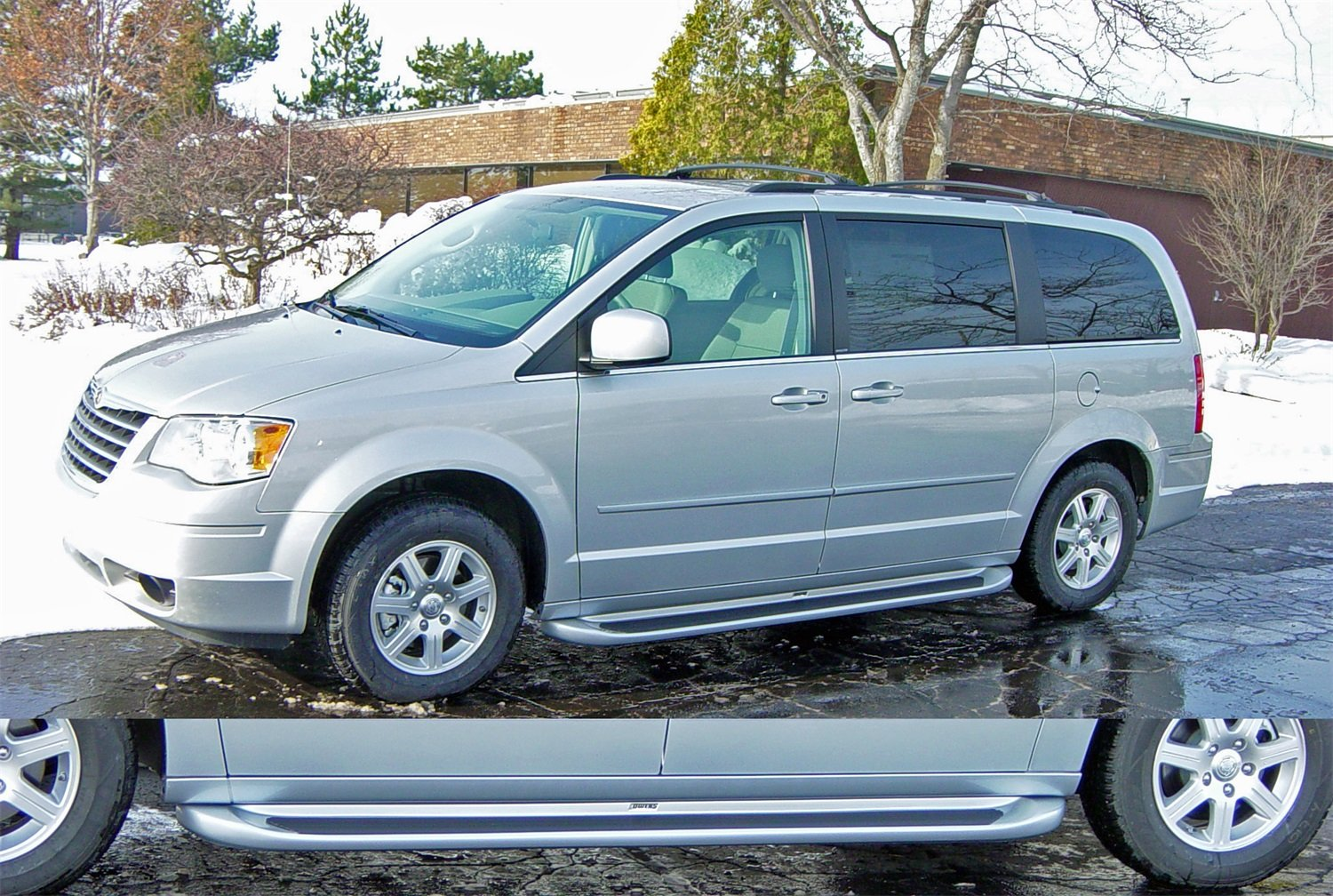 and review limited chrysler panel van instrument town country minivan view