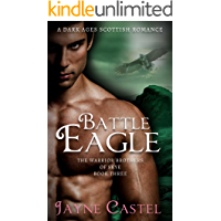 Battle Eagle: A Dark Ages Scottish Romance (The Warrior Brothers of Skye Book 3)