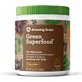 Amazing Grass Chocolate Green SuperFood Powder, 0.24 kg