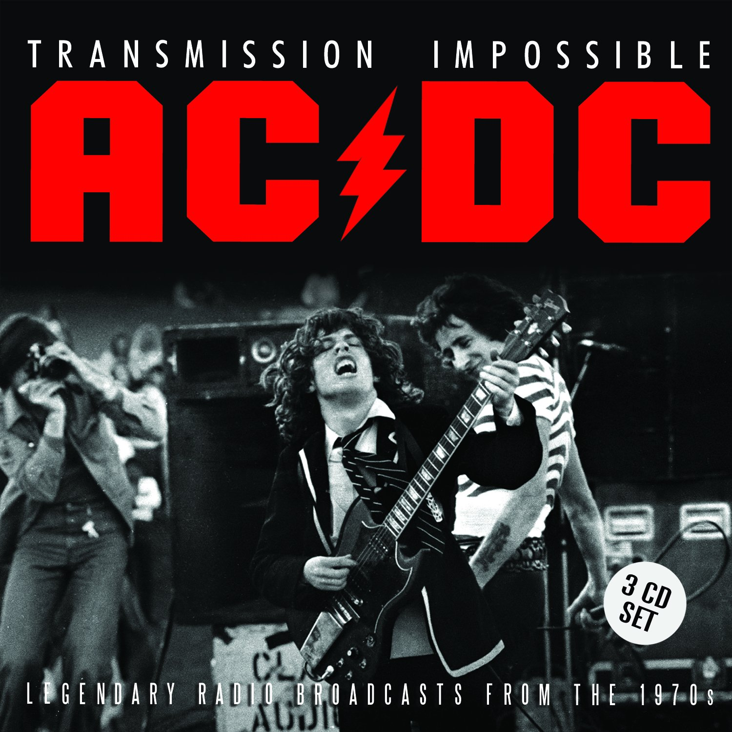 Buy AC/DC Transmission Impossible (3 X CD SET) Melbourne '74, San Fran '77,  Nashville '78 + Bonus TV Cuts Online at Low Prices in India | Amazon Music  Store - Amazon.in